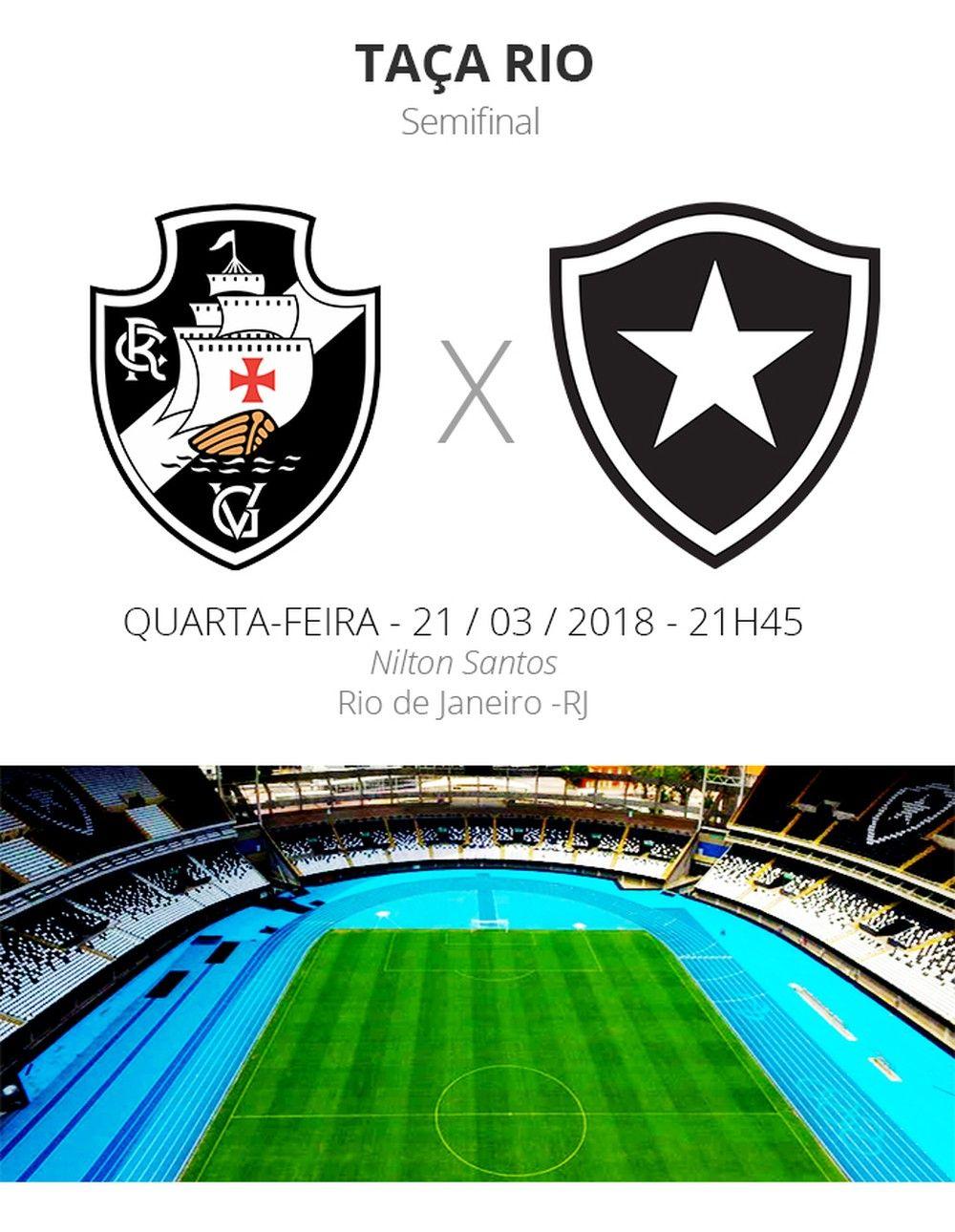 Semifinal Tudo O Que Voce Precisa Saber Sobre Vasco X Botafogo